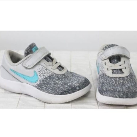 5c1400541f905 Nike Flex Contact Toddler Girl 10C Grey Blue Run. M_5c41ff040cb5aaef46dae5cb